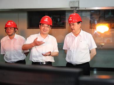 副市长点赞:中天钢铁是绿色花园工厂的典范
