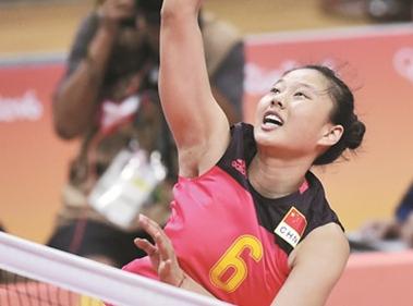 中国女排12年后终于重返奥运之巅